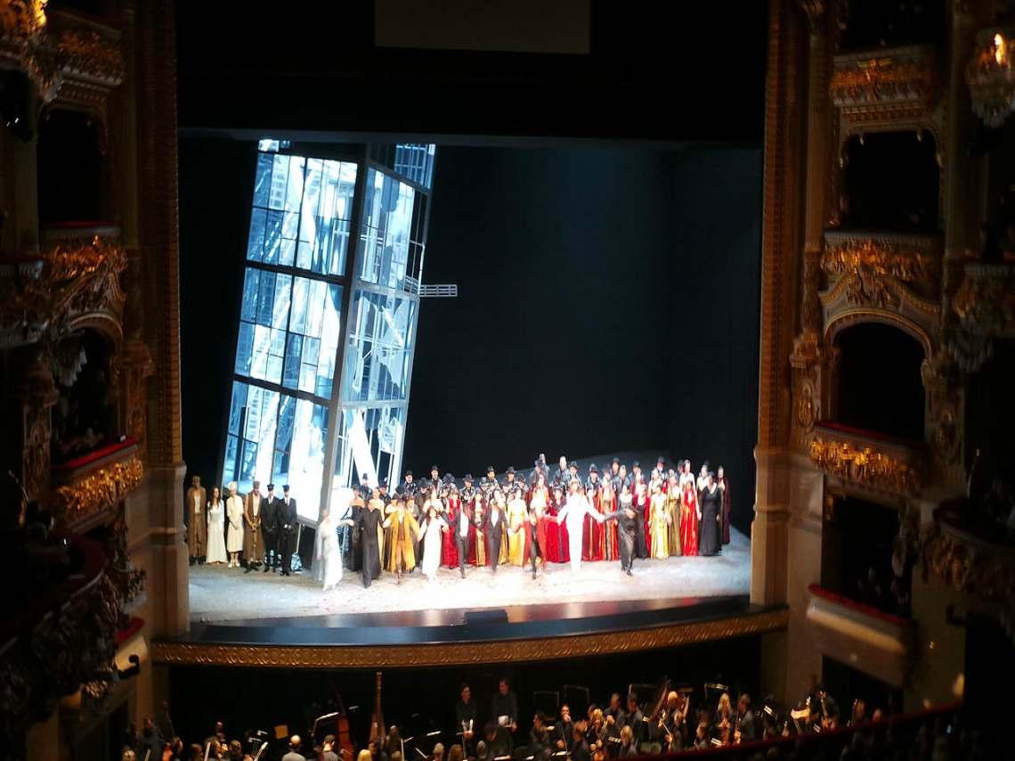 Opera Lucía di Lammermoon