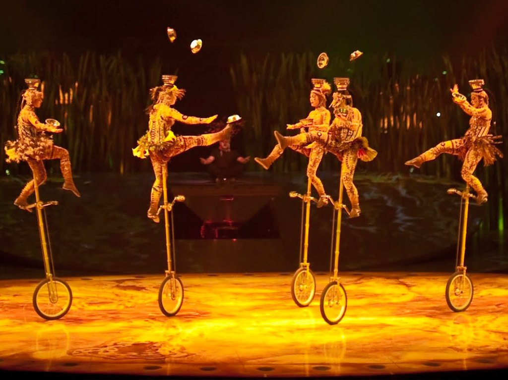 Día Mundial del Circo en Puebla