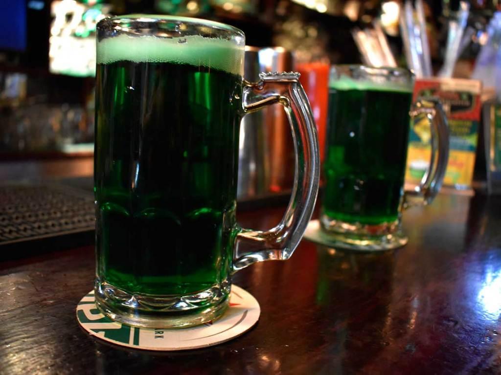 Celtic´s tiene cerveza verde