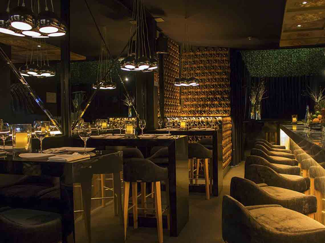 Gin Gin Kitchen y Steak Bar en Polanco y Roma de la CDMX