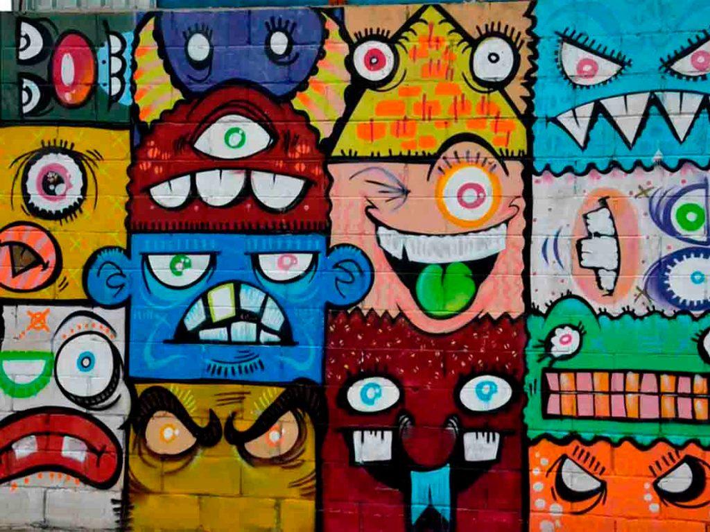 Festival Internacional de Pintura Pública Cromática 2017