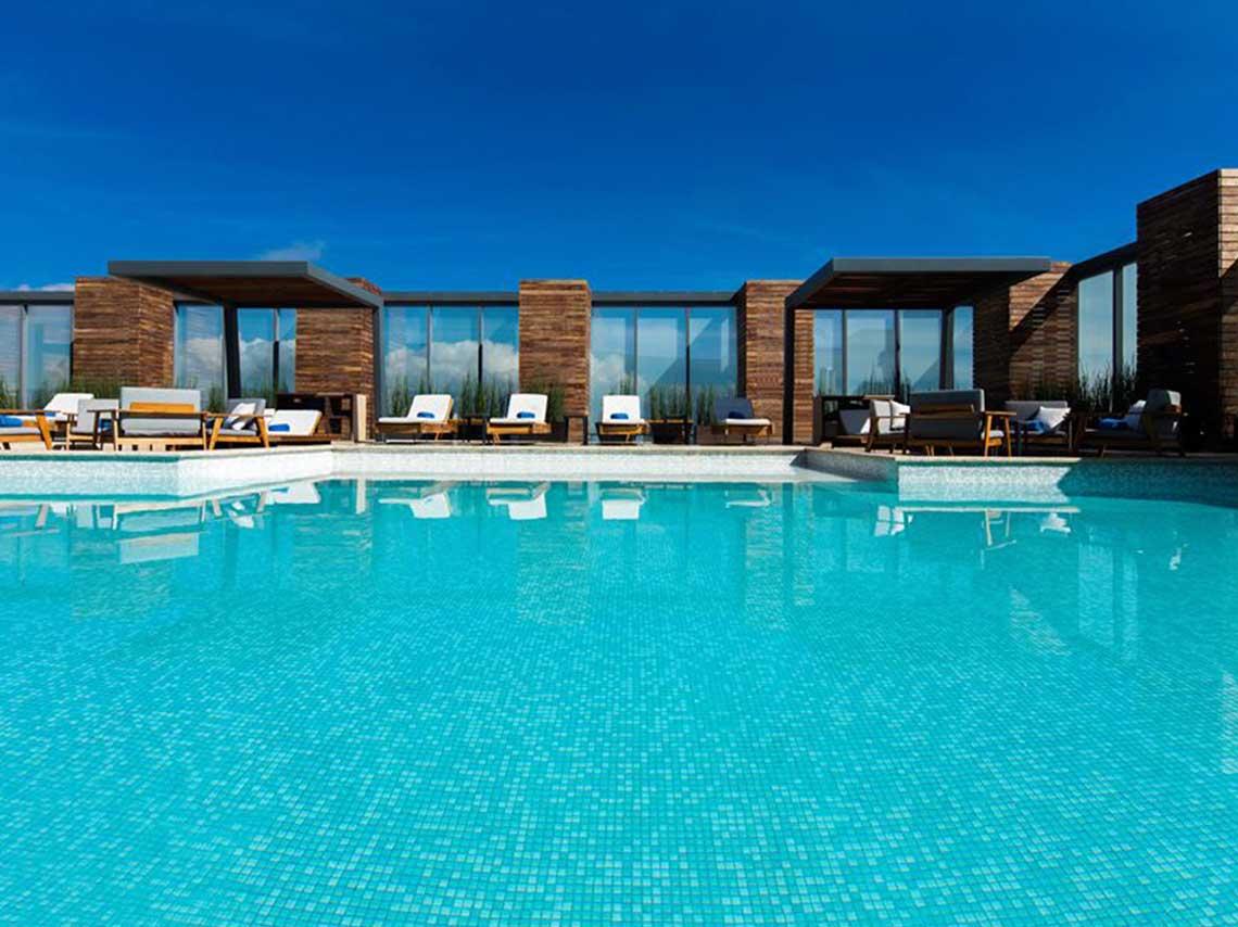 Hoteles con alberca en cdmx para todos con day pass d nde ir for Presupuesto para una alberca