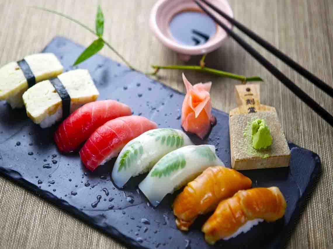 Restaurantes para probar comida japonesa en CDMX  Dnde Ir