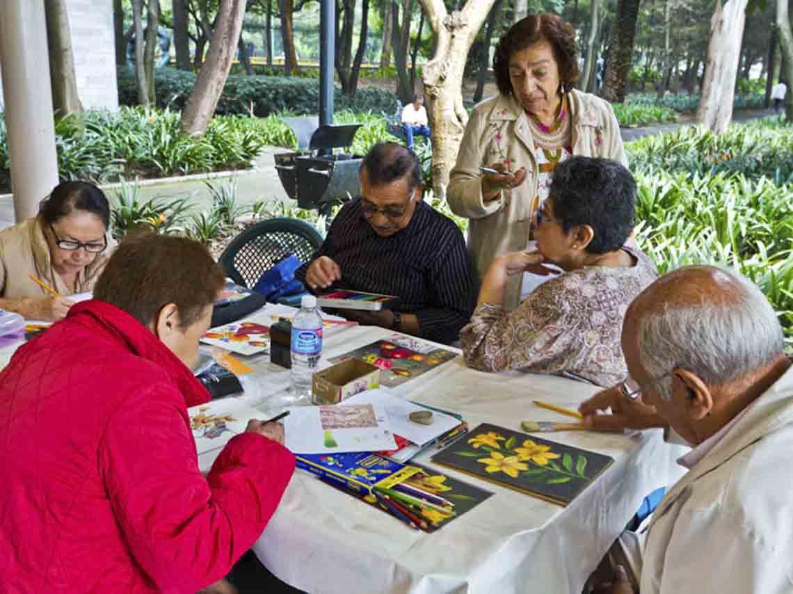 Actividades recreativas para adultos mayores en CDMX 03