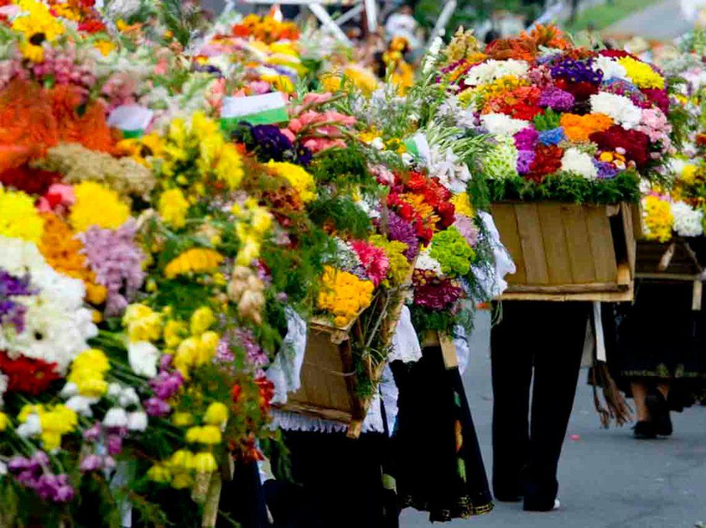 Feria de las Flores 2017 en San ángel