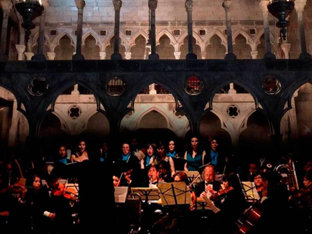 orquesta filarmónica presenta Carmina Burana