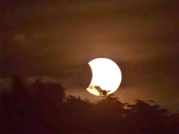 Eclipse 2017 en CDMX