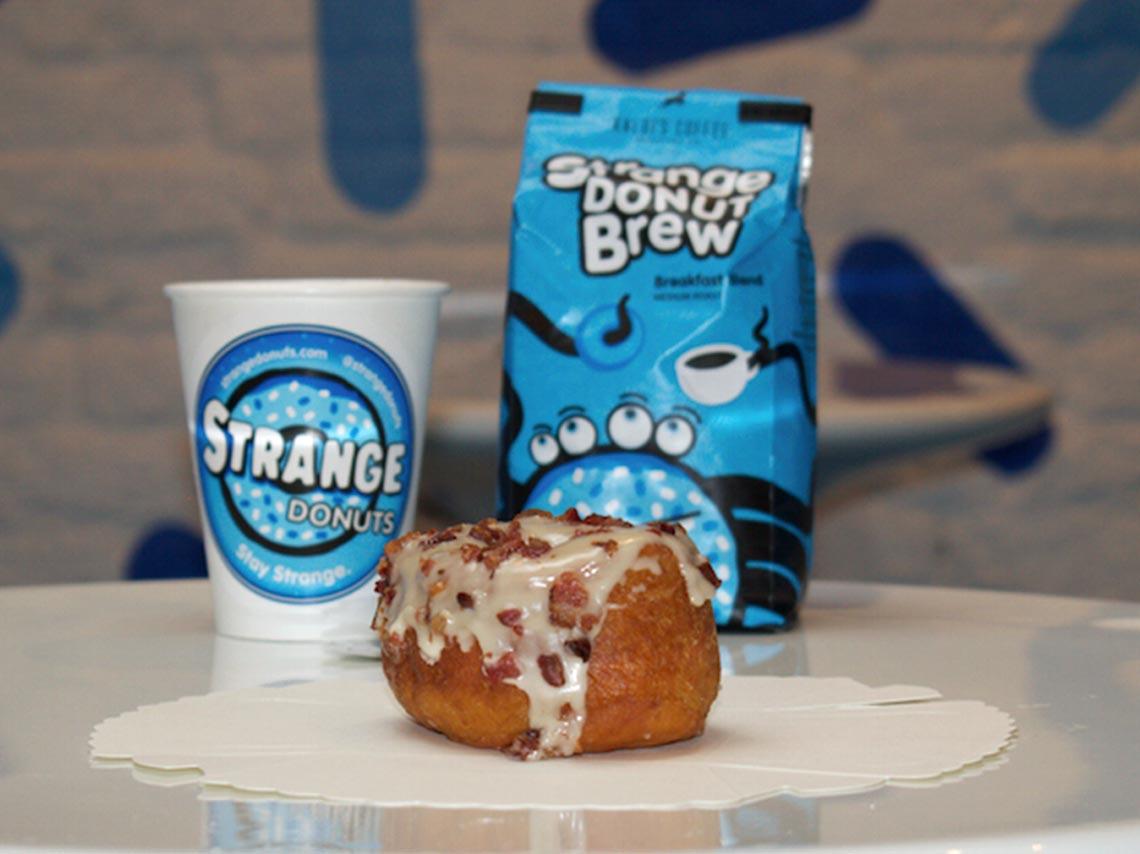 Strange Donuts Condesa