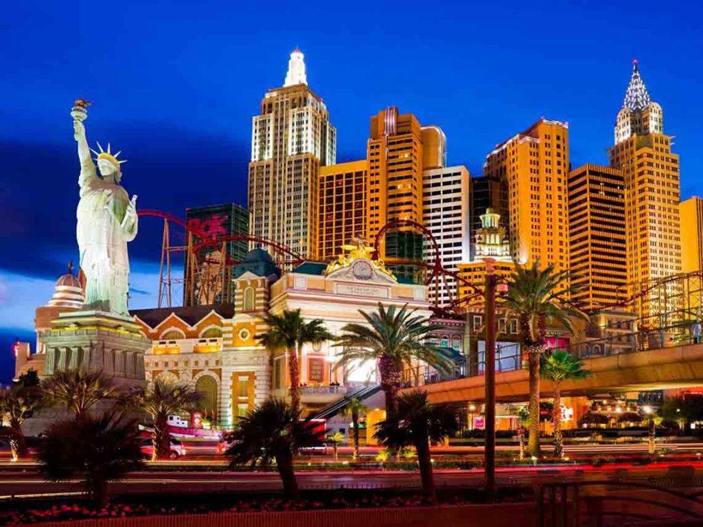 Viajes a Las Vegas baratos
