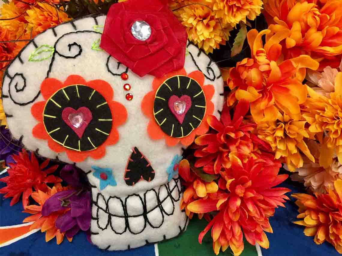 Eventos Culturales Para Día De Muertos En CDMX