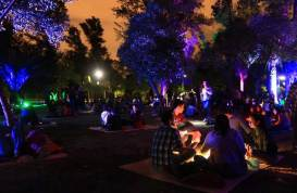 Actividades del Bosque de Chapultepec en octubre 2017
