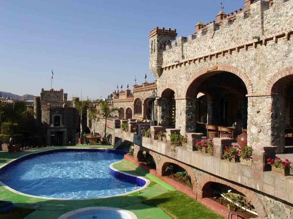 hoteles embrujados en México