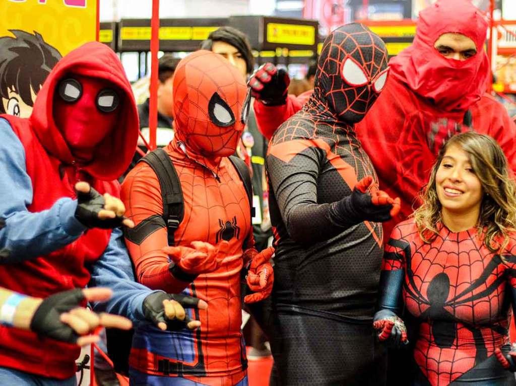Cómo estuvo La Comic Con 2017 de noviembre