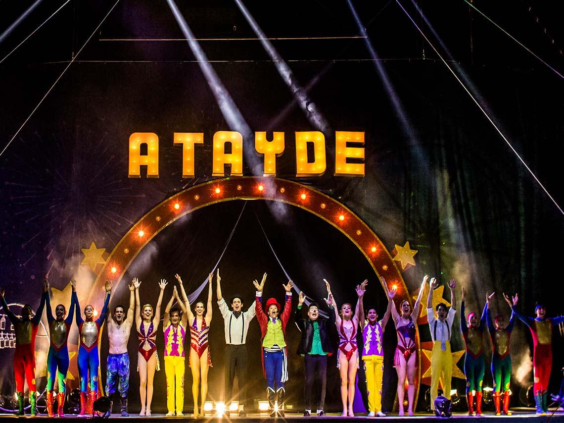 Celebra el 130 aniversario del Circo Atayde Hermanos en