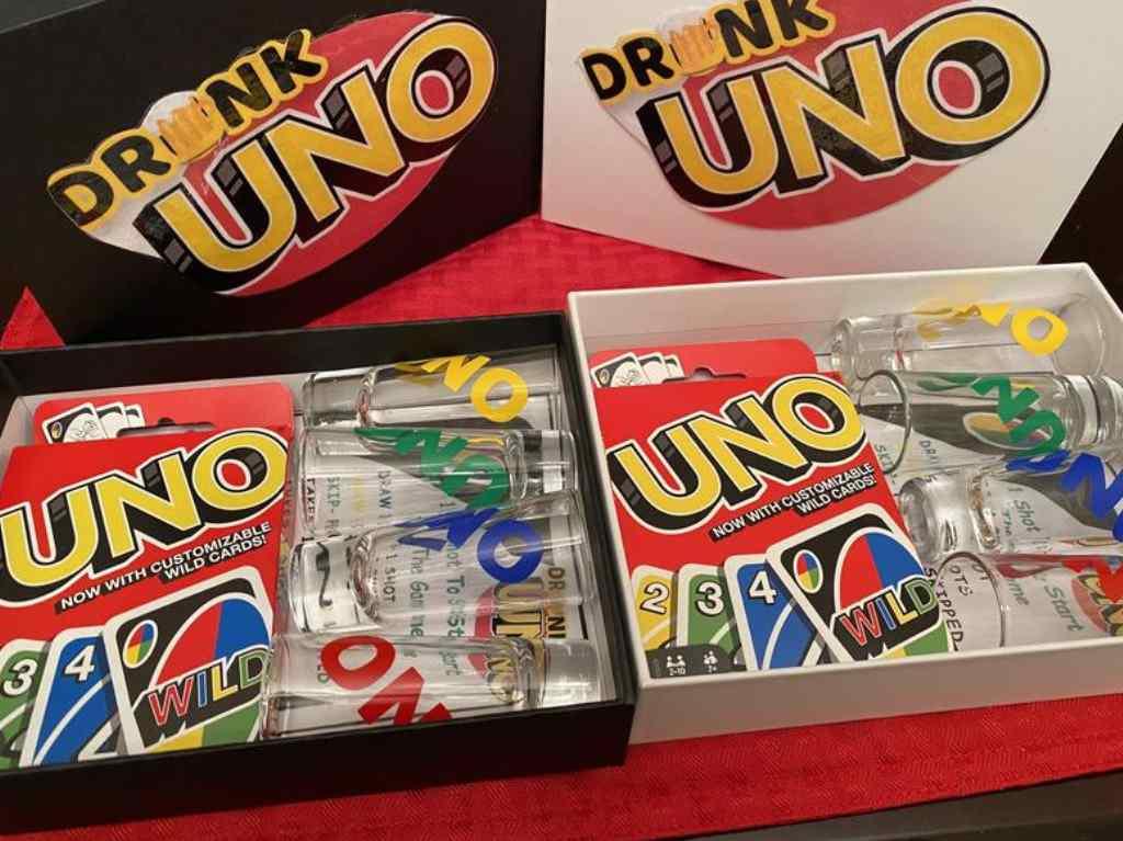 Conoce Drunk Uno. la versión drinking game del famoso juego de mesa | Dónde Ir