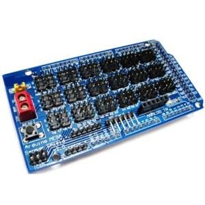 Sensore Shield V1.0 Scheda Espansione per Arduino Compatibile MEGA 2560 Support IIC, Bluetooth, SD, robot parts