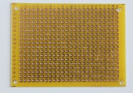 Singel sided tin-plated universal board, 5x7cm thickness 1.6 quality fiberglass board, HASL million board, test board (5X7)
