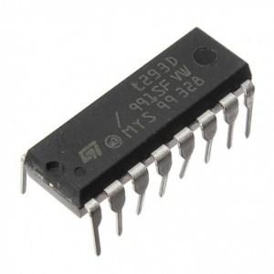 L293D IC Circuiti Integrati