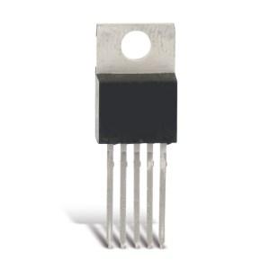 4 Pezzi LM2596T-ADJ IC Circuiti Integrati