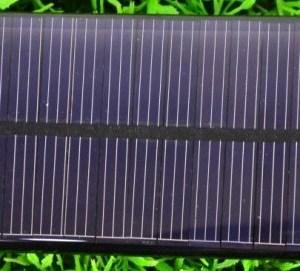Solar panels 65 * 45mm 3.5V 80mA 0.28W