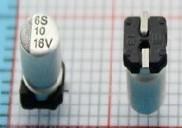 4 Pezzi 10uf 16V 4*5 SMD Alluminio Electrolytic Cap