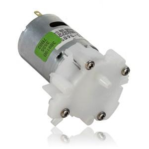 RS360 DC micro Acqua Pompa Motore