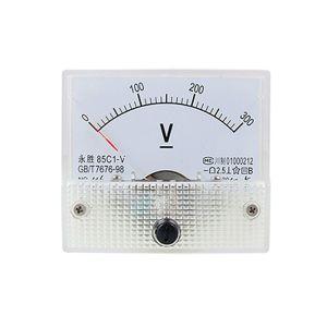 85C1 Rectangle Analogico Volt Panel Meter Gauge DC 0-300V