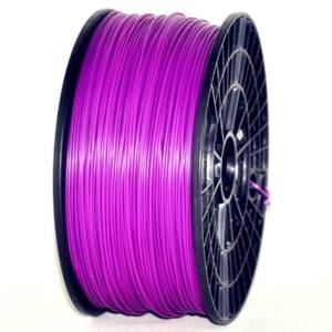 PLA 3.00mm 1KG 3D printer consumables purple HIGH QUALITY GARANTITA SU MAKERBOT, MULTIMAKER, ULTIMAKER, REPRAP, PRUSA