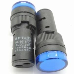 Blue 11MM LAY37 to 11 m (PBC) Y090LAY7-11 m to 11 m mushroomhead push bottone Pulsante