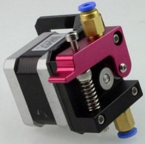 Reprap bowden Estrusore 1.75mm Full Metal Filament with remote
