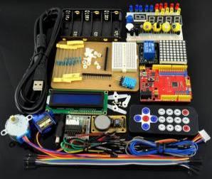 H030 2014 Arduino starter kit