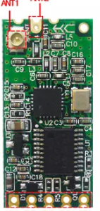 HC-11 CC1101 433MHz UART Seriale Wireless Ricetrasmittente Modulo