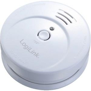 LogiLink Rilevatore Fumo - Smoke Detector - 85 dB