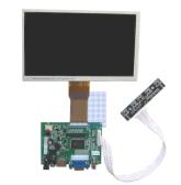 7 inch Raspberry Pi IPS LCD With HDMI VGA AV Schermo Display Modulo