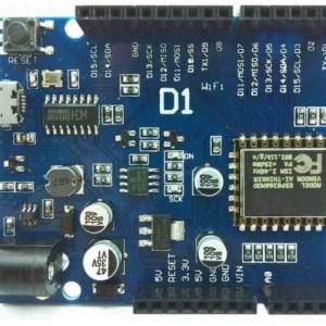 WeMos D1 WiFi ESP8266 Scheda di Sviluppo Compatibile Arduino UNO Program By Arduino IDE
