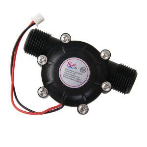 Generatore Idroelettrico Sensore flusso Acqua flussometro 2.5-25L/min DC12V G1/2 DB-268