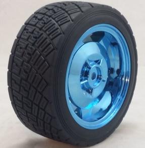 83MM Ruota Blue