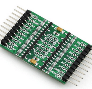 3.3V 5V 8 Canali Logic Level Convertitore Convert TTL Bidirectional Mutual Convert per Arduino