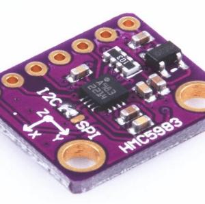 GY-283 HMC5983 Modulo High-precision 3-axis Magnetic field axis magnetometer Modulo