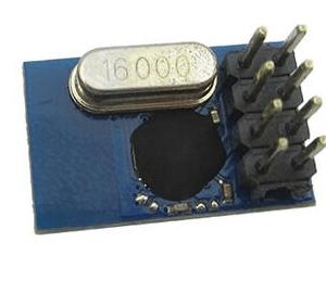 NRF24L01 + 2.4G wireless Modulo Spaziatura 2.54MM