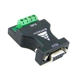 9-Pin RS232 to RS485 Adattatore Interfaccia Convertitore
