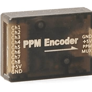 PWM to PPM Encoder for Pixhawk/PPZ/MK/MWC Pirate PPM Encoder