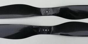 2055 Carbon Fiber Eliche CW+CCW 2 Pezzi/Pairs