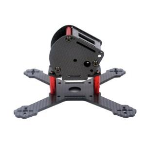 X3 RS(130) 2mm Quadcopter Carbon Fiber Frame Kit