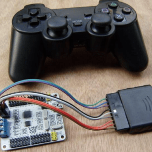 32-way Servo steering gear controller