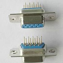2 pezzi DP9 femmina