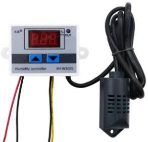XH-W3005 display digitale regolatore di umidità interruttore di controllo deumidificazione umidificazione