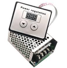 Tiristore SCR 220V 4000W AC, regolatore di tensione digitale elettronico ad alta potenza