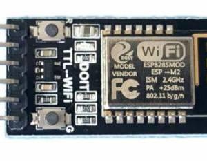 DT-06 Modulo di trasmissione trasparente senza fili con porta seriale WiFi TTL a WiFi compatibile con interfaccia Bluetooth HC-0