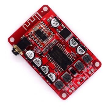 Scheda amplificatore di potenza digitale Bluetooth / stereo / con ricevitore Bluetooth / scheda modulo funzione uscita 3.5